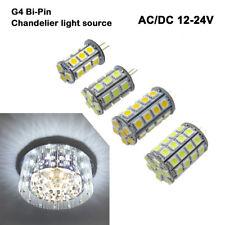 G4 2W/3W/4W/5W LED Bulb 18/24/30/49 5050 SMD AC DC12-24V Chandelier light source