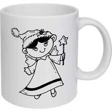 'Christmas Fairy' Ceramic Mug / Travel Cup  (MG022185)