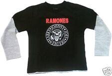 ROCKER BABY RAMONES Hey Ho Let's Go ViP Kids Rock Star's Sweater T-Shirt 92/98