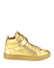 Giuseppe Zanotti scarpe junior Vegas shooting oro (3ZJ)