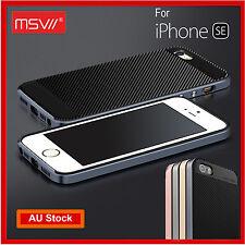 iPhone SE 5S 5 Case Soft PC Bumper TPU Rubber Back Scratch-resists iPhone SE 5S