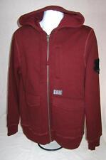 Mens new heavy fleece Hurley Warrant Hoodie size Medium Military inspired nwt