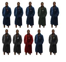 "NFL Silk Touch Bath Robe Men's L/XL 26"" x 47"""