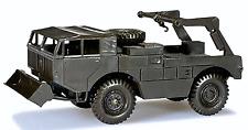 NEW ! HO MiniTanks # 231 Faun GT 8/15 Heavy Rescue Truck with Crane 743891