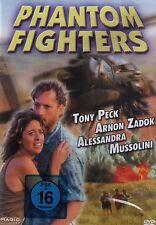 DVD - Phantom Fighters - Tony Peck, Arnon Zadok & Alessandra Mussolini