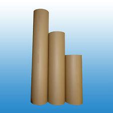 Natronpapier Packpapier Schrenzpapier Kraftpapier Rollen 80g Größe/Menge wählbar