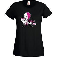 Keep Your Pussy Clean-Démoniaque Shirt Neuf S-L Punk FCK NZS PUNK ROCK FUN GIRLY