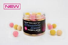 Sticky Baits Nuovo Calamaro firma POPUP-Tutte le taglie disponibili
