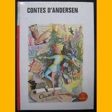 CONTES D'ANDERSEN André Jourcin 1974