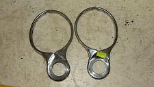 1971 Truimph Bonneville T120R 650 T-120 S251 gauge mount rings