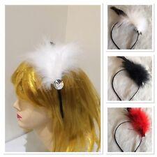 Feather Fashion Headband Band Headpiece Party Wedding