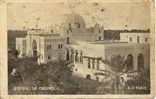 cpa ALGERIE BISKRA le casino