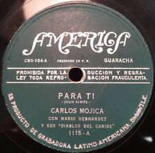 CARLOS MOJICA con MARIO HERNANDEZ Para Ti LATIN 78