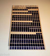 Microfich Ersatzteilkatalog Citroen LN / LNA Stand 10/1983