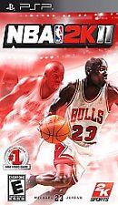 NBA 2K11 (Sony PSP 2010) Complete Video Game  USA Seller