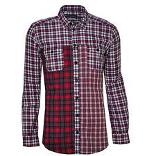 DOLCE & GABBANA SICILIA Shirt Red Chemise Rouge 01917