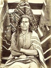 REPRO DECO PHOTO INDIEN NAVAJO AMERIQUE WESTERN  190 OU 310 GRS