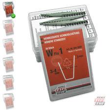 ✅ REMA TIP TOP ★ W FIX 1 ★ Ersatzklingen RUBBER CUT RILLCUT Messer W1 5642858