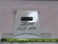 KAWASAKI ZX-10R ZX10 NINJA FENDER ELIMINATOR TAIL TIDY WHITE PL NTS 2006 2007