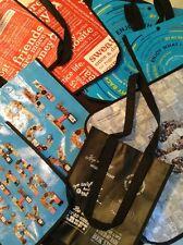 Lululemon reusable bag SHOPPER coin purse gift card guitar pick manifesto tote