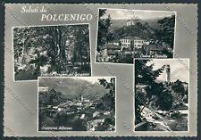 Pordenone Polcenigo saluti da foto cartolina B2785 SZG