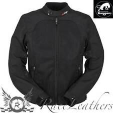 Furygan Genesis Mistral Evo schwarz Sommer Motorrad AirFlow Jacke