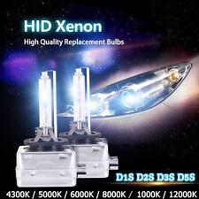 2x Xenon Brenner D1S D2S D3S D5S D8S Scheinwerfer 12v 35w Lampe 4300K-12000K E-4