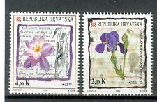 FIORI COLTIVATI- GARDEN FLOWERS  CROATIA 1994