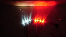 Licht Bausatz - LED, HUPE, NUMMERSCHILDER für Rutschautos AUDI, VW, BMW, MINI