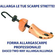 ALLARGASCARPE FORMA PER ALLARGARE E ALLUNGARE LE SCARPE TUTTE LE MISURE 35/46