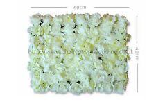 ARTIFICIAL FLOWER ROSE HYDRANGEA WALL PANEL WEDDING BACKGROUND BACKDROP