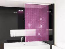 Persiana de Ducha Láser Púrpura Violeta 3D Multicolor 7 Anchos Ab Cortina