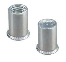 Round Body Countersunk Head Steel Rivet Nut (M3 | M4 | M5 | M6 | M8 | M10 | M12)