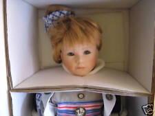 """Elite Dolls By Christel Floerchinger Ltd Ed Doll 25"""" Name Gesine  Porcelain NIB"""