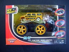 Hummer H2 R/C Monster Truck (1:24) New Bright NIB