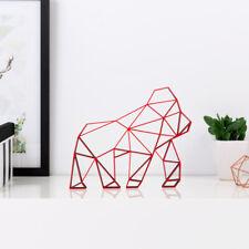 """Kleinlaut 3D-Origami """"Gorilla"""" 32 Farben & 5 Größen Geschenkidee Gebutstag"""
