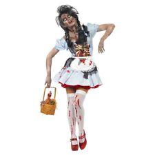 Horror Zombie Dorothy Costume Halloween Fancy Dress