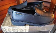 """Original Wolverine Ladies Black Leather """"Easterner"""" Loafers NIB $110 Retail"""