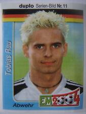 duplo/hanuta EM 2004 # Deutschland DFB Tobias Rau # 11