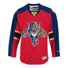 NHL Eishockey Trikot Jersey FLORIDA PANTHERS blank rot red Premier