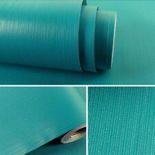 Self Adhesive Wallpaper Waterproof Film Sticker Stripes Pattern Room Decor