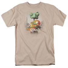 Rango Poster Art T-shirts for Men Women or Kids