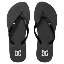 Infradito da donna DC Shoes Spray Black & White
