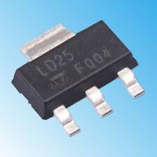 AMS1117 LM1117 Regolatore Stabilizzatore di Tensione 2.5V 1A Low Dropout SOT-223