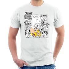 Asterix Comic Strip Montage Men's T-Shirt