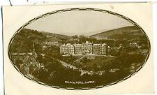 POSTCARD Derbyshire The  Buxton  Palace Hotel