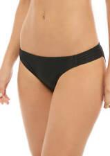 Black Bikini Ruched Side Hipster Swim Bottoms Xhilaration Small- XLarge NWT