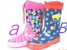 Kinder Gummistifel Regenstiefel  Regen Schuhe  neu