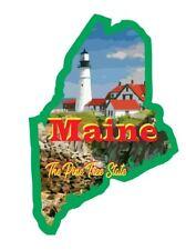 Maine Sticker Decal R7034