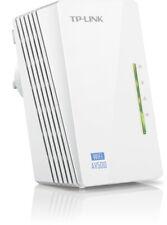 NEW! TP-Link TL-WPA4220 300Mbps AV500 WiFi Powerline Extender